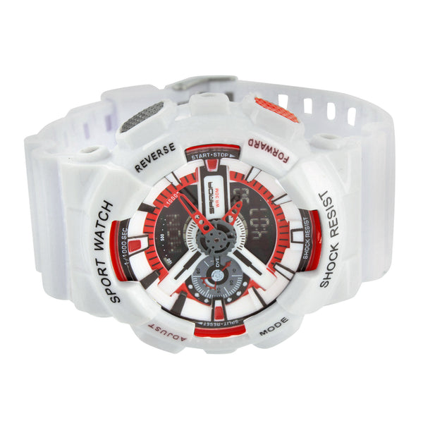 Watch Mens Sports Look doors Digital-Analog On Sale