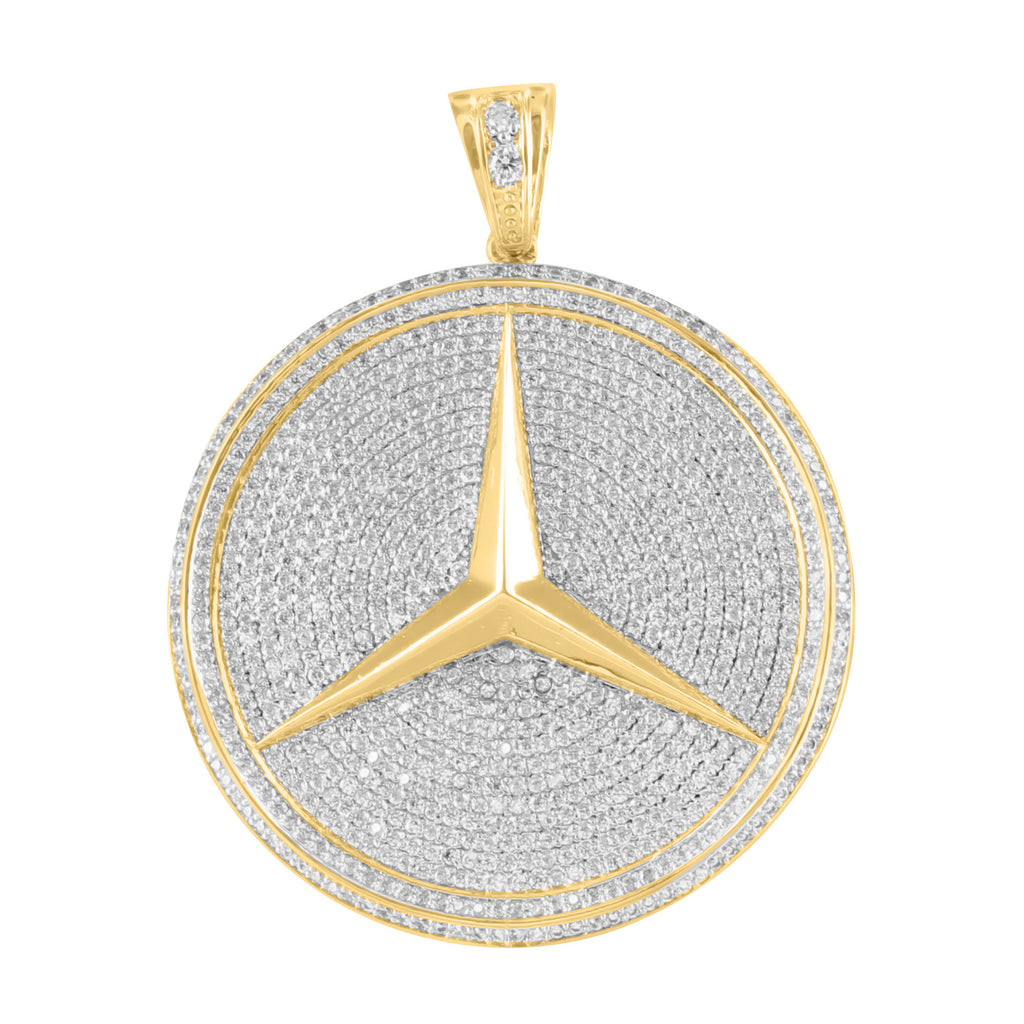 pendant medallion img lab cuban products diamond stndrdz
