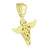Mini Holy Angel Pendant Cherub Canary Simulated Diamond