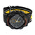 Black Yellow Shock Resistant Watch Cloth Band