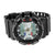 Sports Watch Tough Water Resistant Black Digital Analog