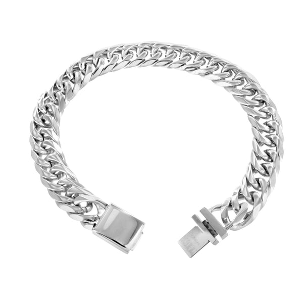 Miami Cuban Chain Stainless Steel 10 MM Designer Necklace