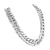 Miami Cuban Stainless Steel Necklace 18 MM Thick Heavy