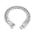 Miami Cuban Necklace Bracelet Set Stainless Steel 30 Inch