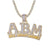 Hip Hop ABM All About Money Rapper Pendant