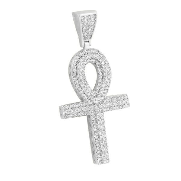 Mens Ankh Cross Pendant
