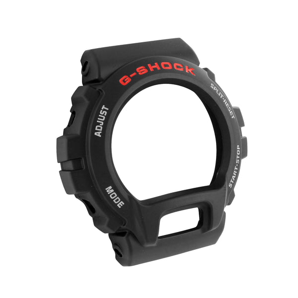 CASIO G-Shock Genuine Model DW6900-1V Replacement Matte Black Resin Bezel