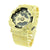 G Shock Watch GA110GB-1A Custom Full Iced Out Digital Analog
