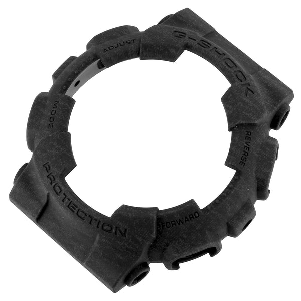 Charcoal Black G Shock Watch Bezel GA110GD-9B Mens Custom 50 MM