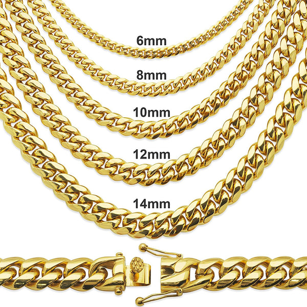 14k Gold Finish 26