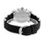 Mens Watch Bullet Style Black Strap Ice Mania Jojo Jojino New