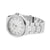 Mens White Jojino Watch Ice Master Fluted Bezel Design Water Resistant 47 MM