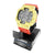 Solar Powered Casio Watch AQS810W-4A Gold Finish Bezel