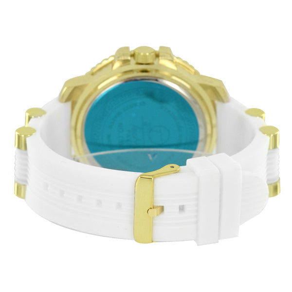 Iced Out Mens Watch Joe Rodeo Jojo Jojino Style