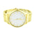 Mens Techno Pave Watch Jojo Joe Rodeo Jojino White Dial Metal Band Luxury Look