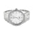 Presidential Bracelet Band Watch Mens White Simulated Diamonds Analog 46 MM Sale