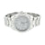 Stainless Steel Back Watch Mens Genuine Diamonds Icetime