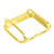 Gold Finish Genuine Diamond Apple Watch Bezel
