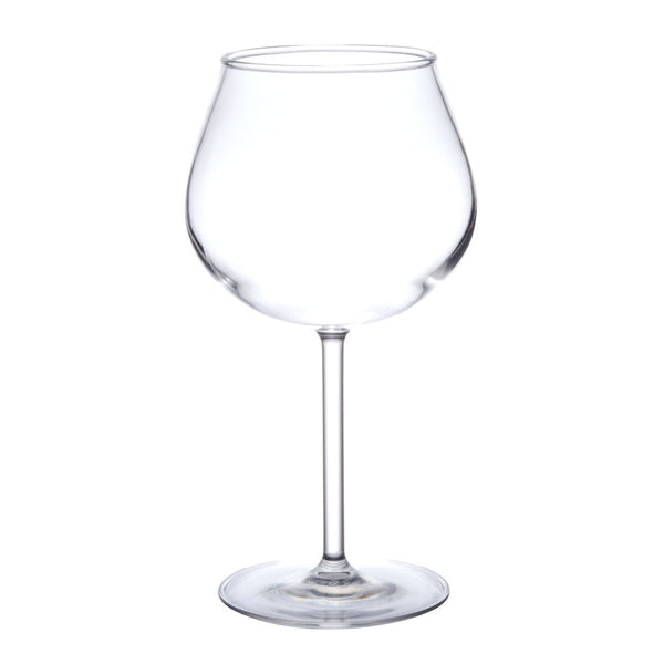 Tritan Plastic Wine Glass