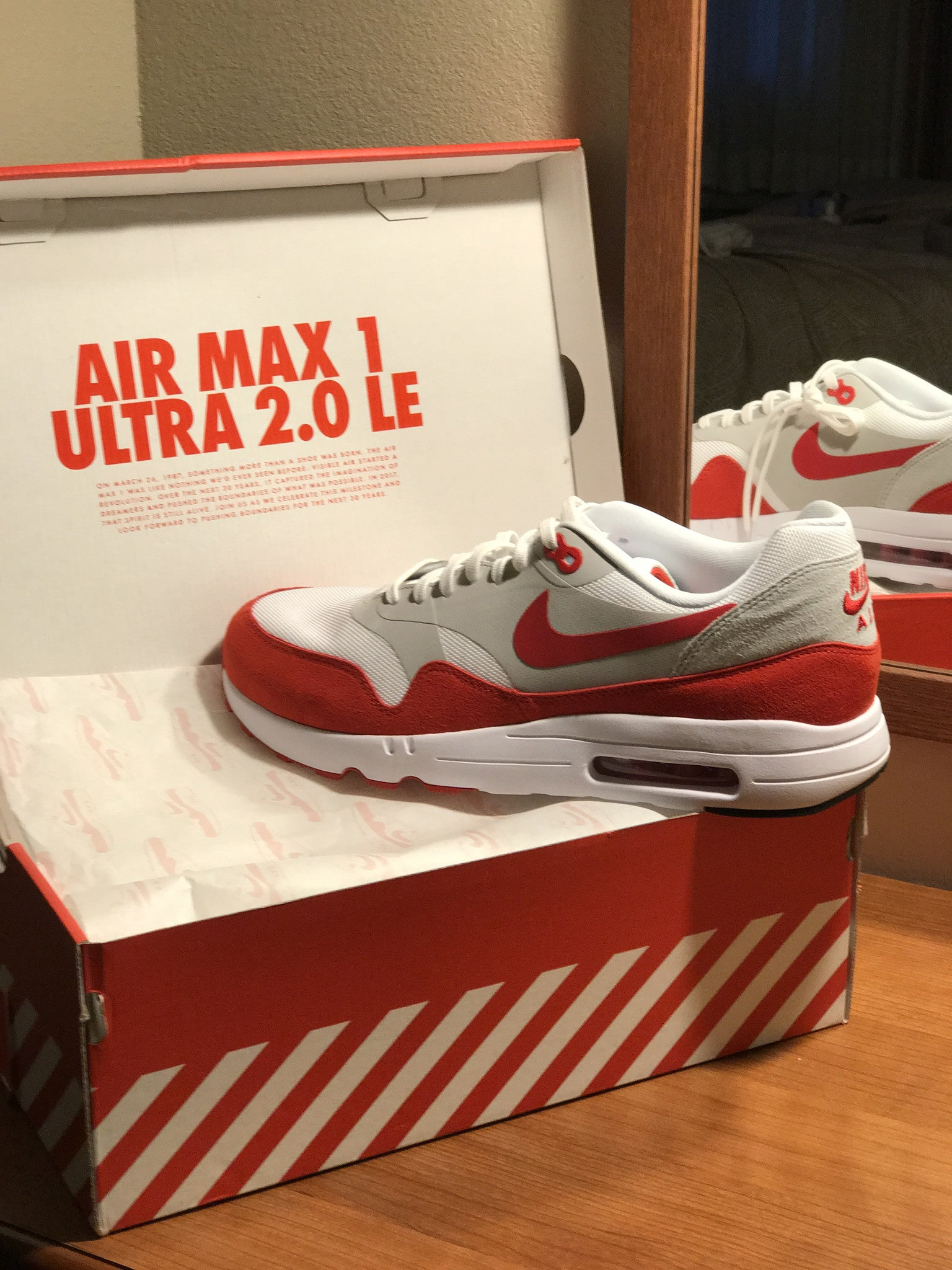 Nike Air Max 1 Ultra 2.0 (Elevated Icon 30th B-day Edition)