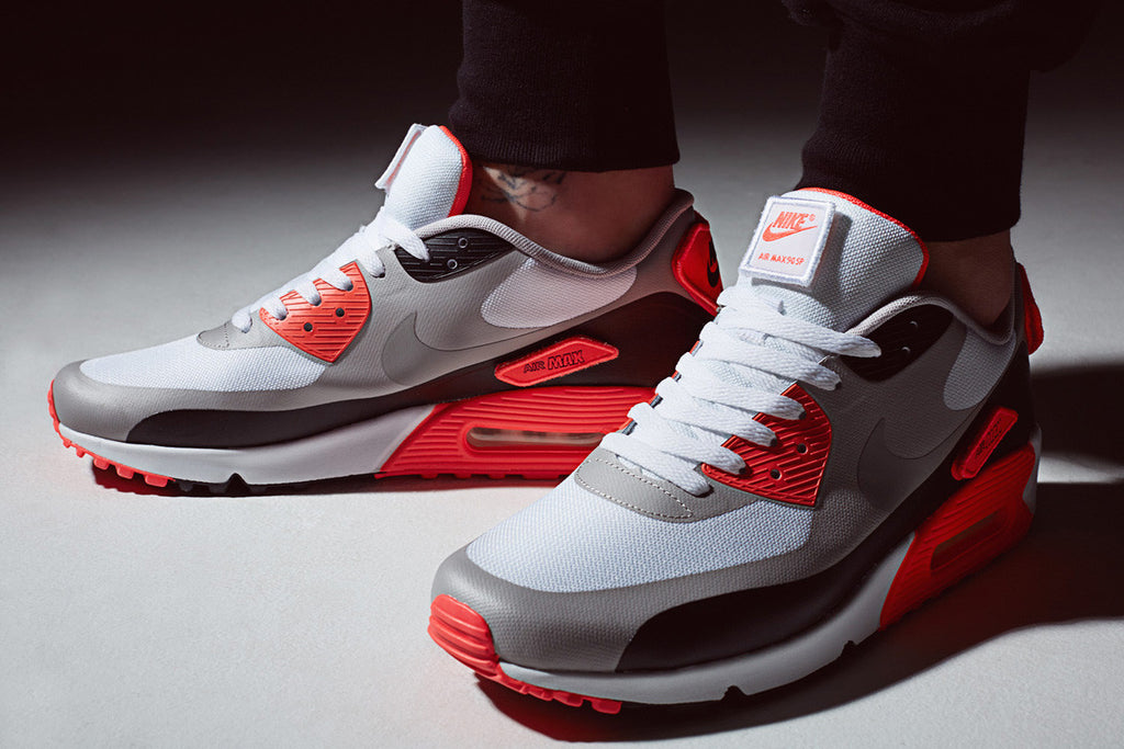 881269e27d4e Nike Air Max 90 V SP Patch - Infrared - Size 9   9.5 – 23NYC