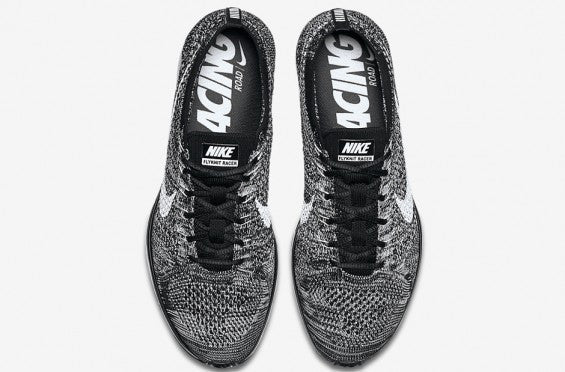 5d160d281e55 Nike Flyknit Racer - Oreo 2.0 - Size 7.5 – 23NYC