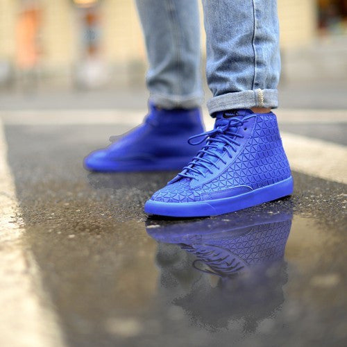 Nike Blazer Mid Metric - Royal Blue - Size 14