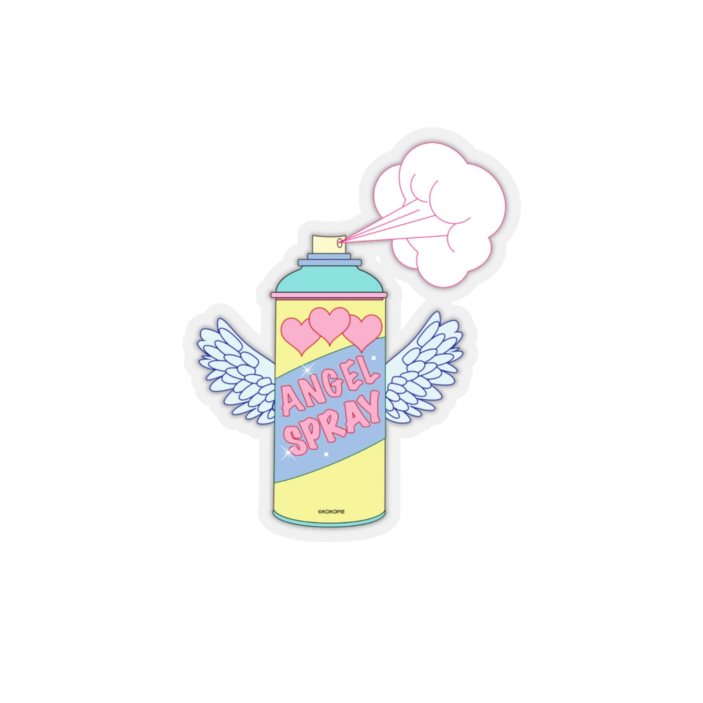 ANGEL SPRAY -KOKO Sticker