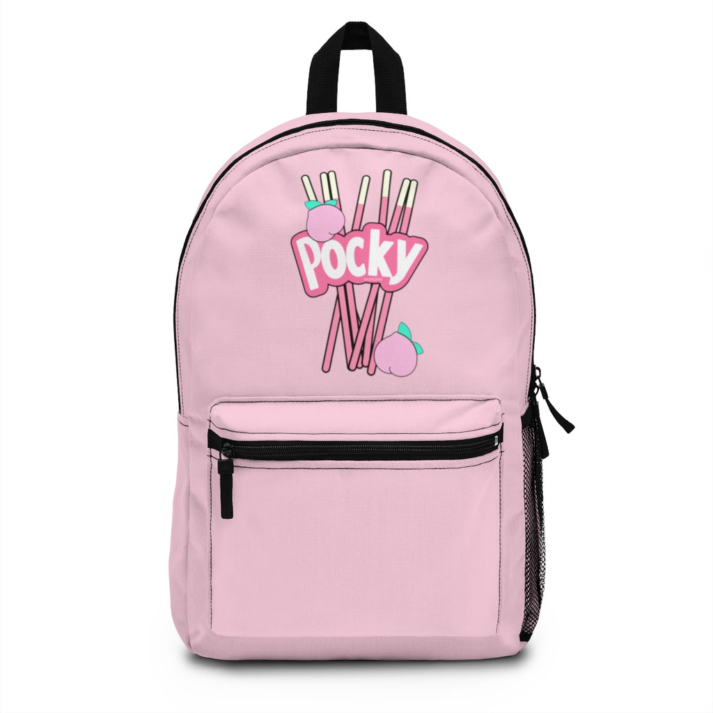 KOKO POCKY PEACHY Backpack (Made in USA)