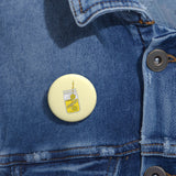 KOKO LEMON CHILLEX Pin Buttons