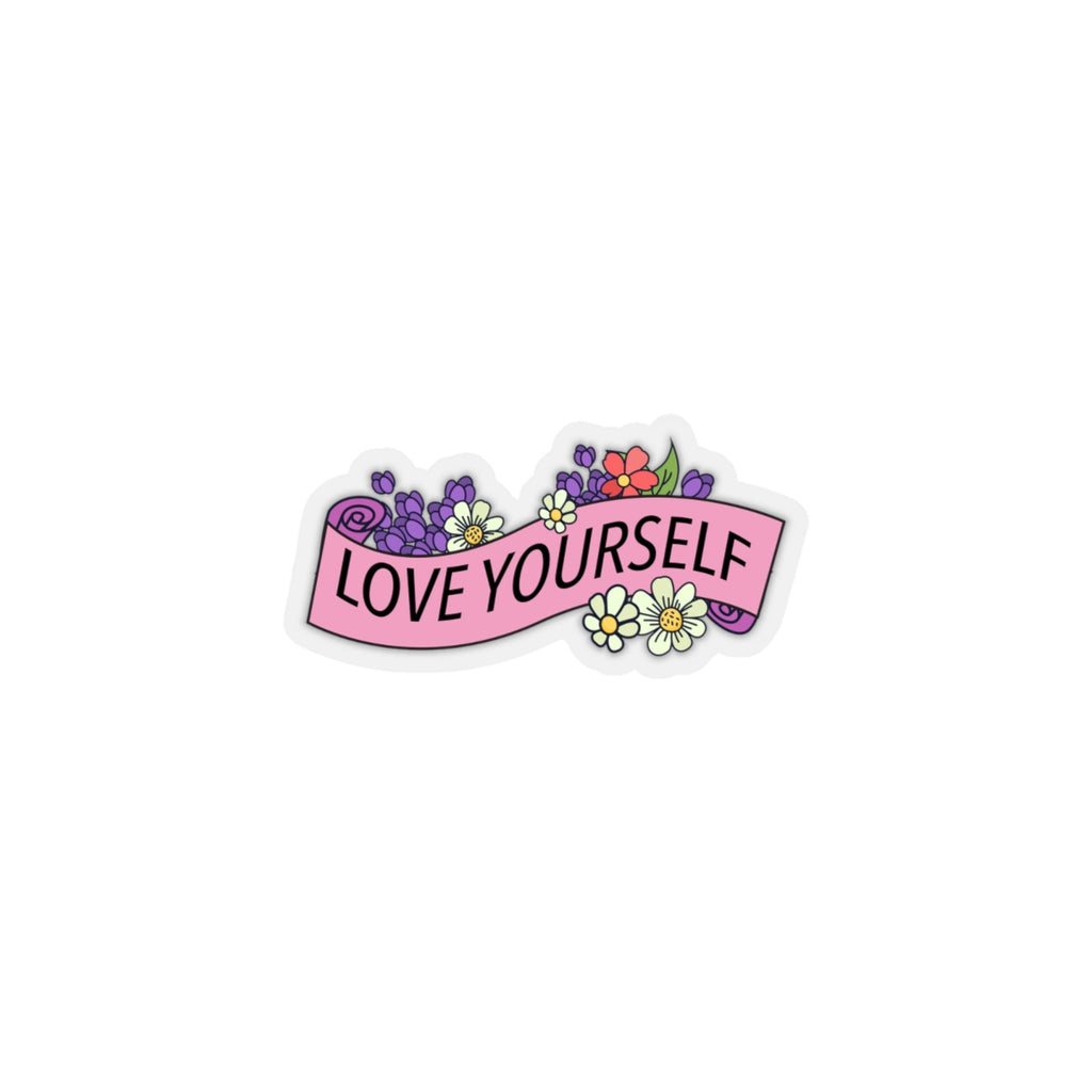 KOKO LOVE YOURSELF Sticker