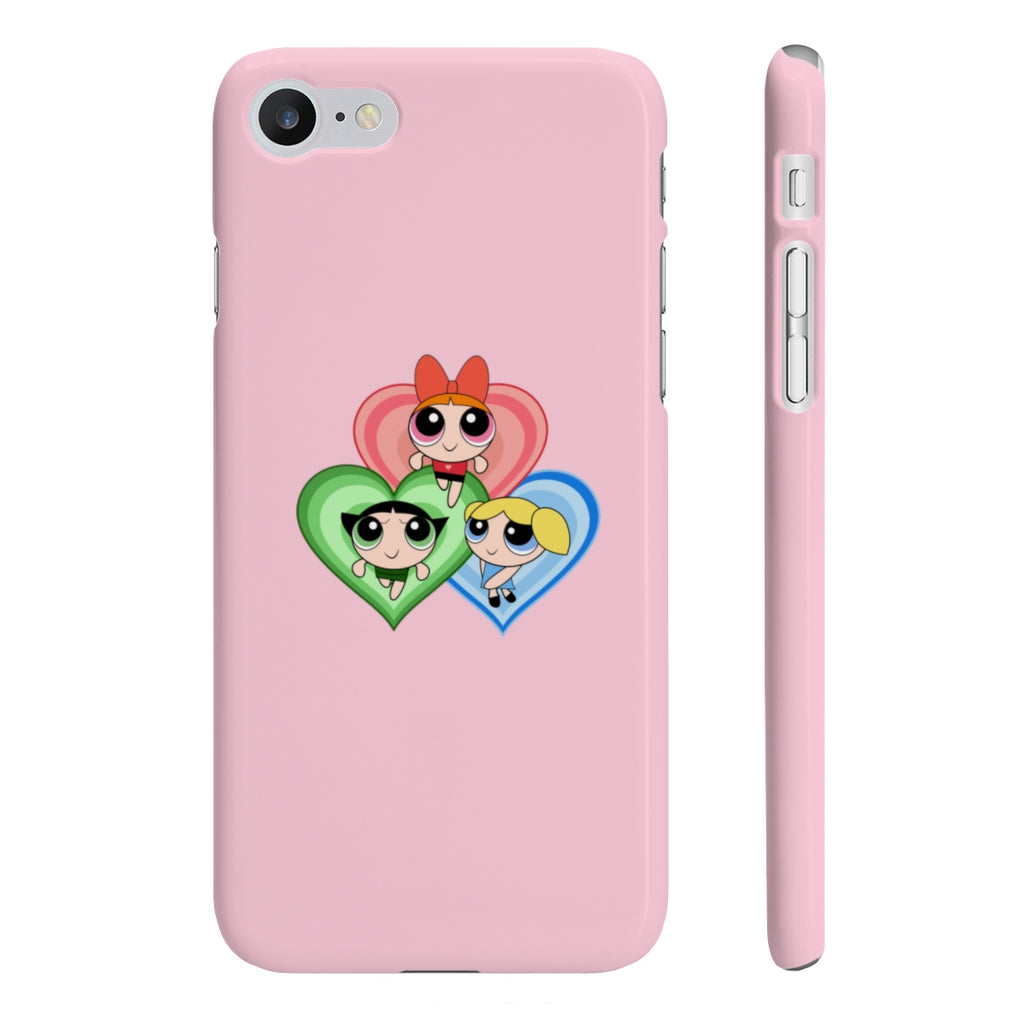 Kawaii Powerpuff Phone Cases