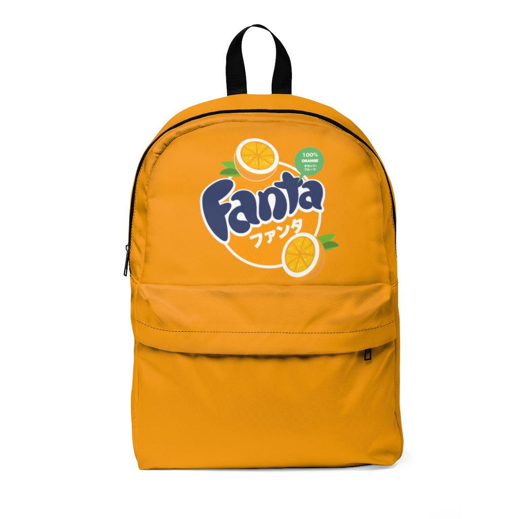 FANTA ORANGE KAWAII School Backpack