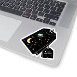 SPACE BREW KOKO Sticker