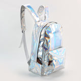 USED- Vaporwave HOLO Backpack