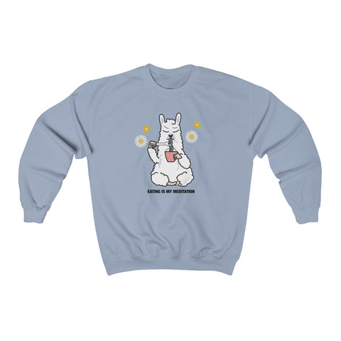 2019 LIFE IS LLAMAZING Unisex Sweatshirt