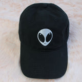 KOKO Tumblr Grunge alien head dad cap