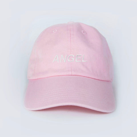 Tumblr-Aesthetic-koko kawaii ANGEL PINK cap