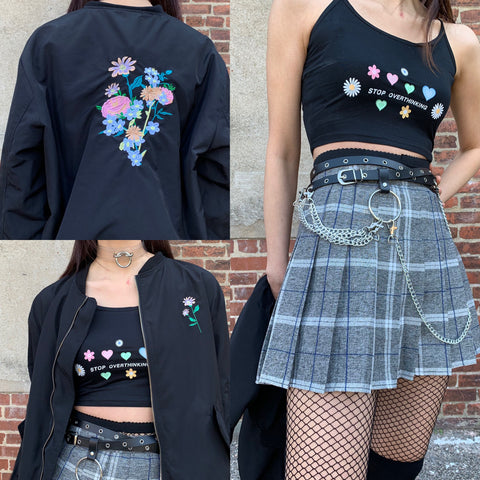 2019 NEW OUTFIT DEAL - KAWAII GRUNGE STOP OVERTHINKING