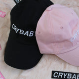 VALENTINE'S DAY SALE-KOKO CRY BABY TUMBLR AESTHETIC CAP