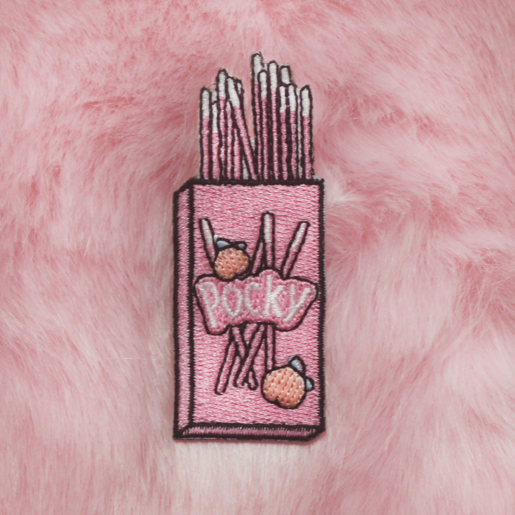 KOKO KAWAII PEACH POCKY PATCH