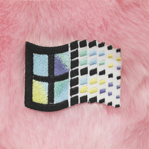 Valentine's Day SALE-KOKO TUMBLR VAPORWAVE WINDOW PATCH