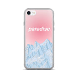 PARADISE iPhone case (5, 5s, 6, 6plus, 7, 7Plus)