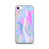 HOLO MARBLE PHONE CASE