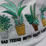 TODAY DEAL- SAD TEENS WITH HAPPY PLANTS