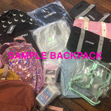 SAMPLE BACKPACK - FLASH DEAL