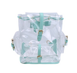 MINT Transparent backpack