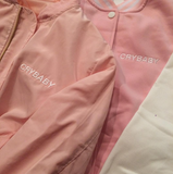 2017 BLACK FRIDAY-CRYBABY PASETL PINK KOKO JACKET