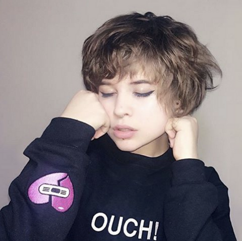 OUCH! UNISEX JUMPER