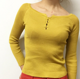 MUST HAVE  knitted top  LONG SLEEVE